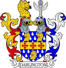 Darlington family crest