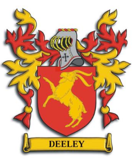 Deeley family crest