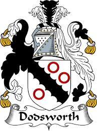 Dodsworth family crest