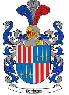 Dominguez family crest