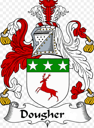 Dougher family crest
