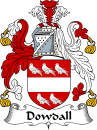 Dowdall family crest