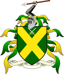 Dowdy family crest