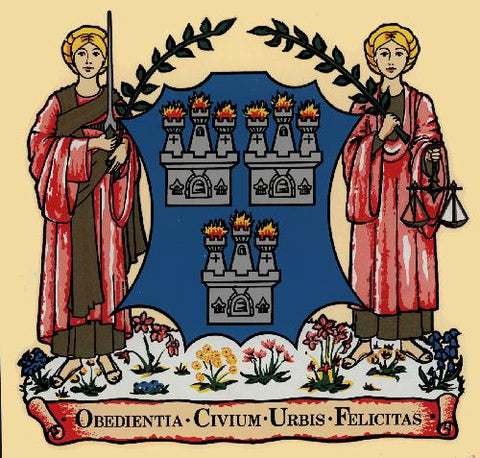Dublin civic coat of arms