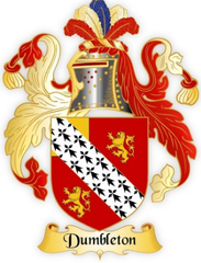 Dumbleton family crest