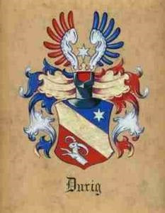 Durig family crest