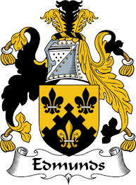 Edmunds family crest