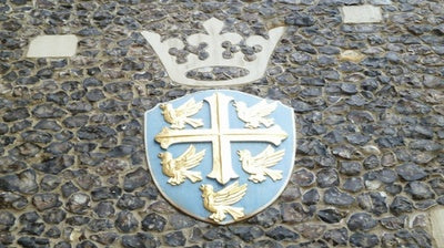 Edward the Confessor coat of arms