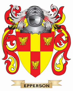 Epperson family crest