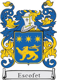 Escofet family crest