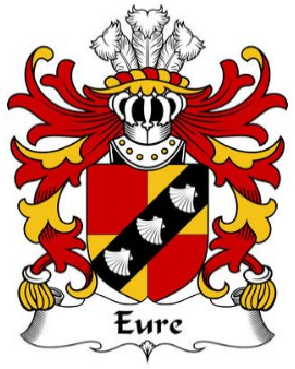 Eure family crest