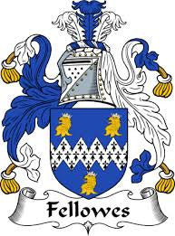 Fellowes family crest
