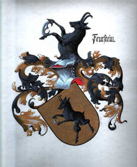 Firestone family crest