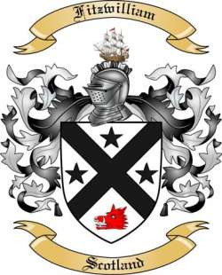Fitzwilliam family crest