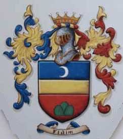 Flaim family crest