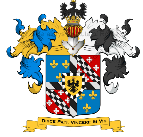 Fontanelli family crest