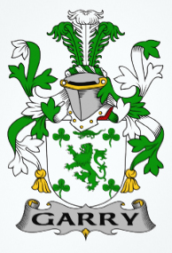 Garry family crest