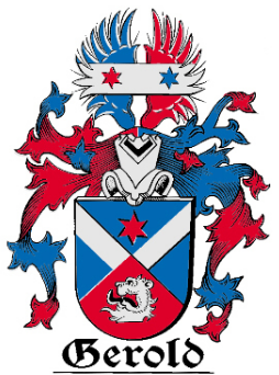 Gerold family crest