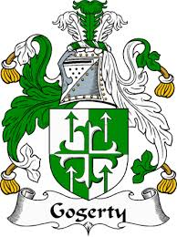 Gogerty family crest