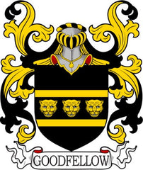 Goodfellow family crest