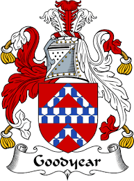 Goodyear family crest