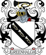 Greenhalgh family crest