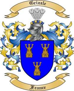 Grizzle family crest