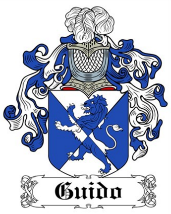 Guido family crest