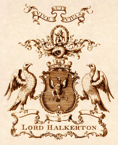 Lord Halkerton arms