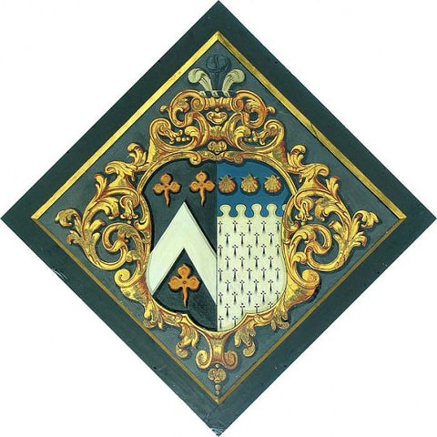 Heraldry and funeral hatchments part 1