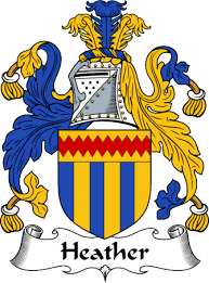 Heather family crest