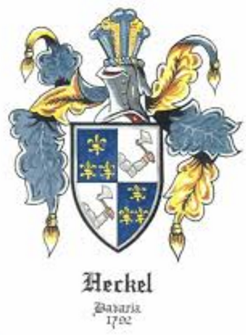 Heckel Family Crest