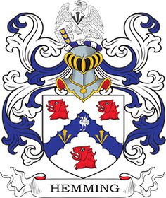 Hemming family crest