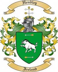 Hendley family crest