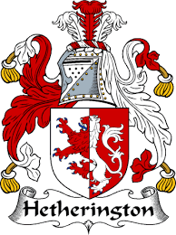 Hetherington family crest