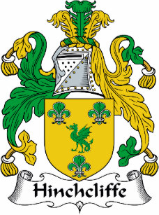 Hinchcliffe family crest