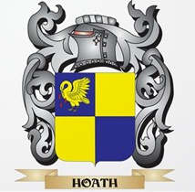 Hoath family crest