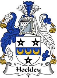 Hockley family crest