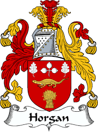 Horgan family crest