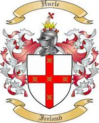Hurle family crest