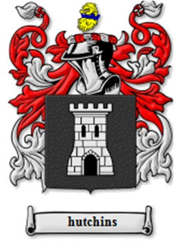Hutchins family crest