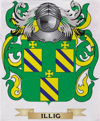 Illig family crest