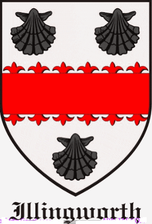 Illingworth family crest