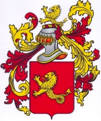 Imhoff family crest