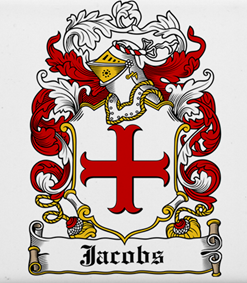 Jacobs family crest