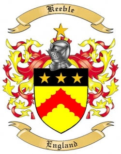Keeble family crest