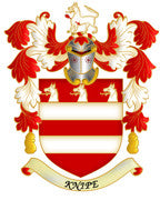 Knipe family crest