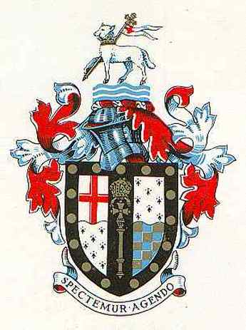 Lambeth arms