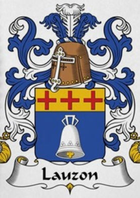 Lauzon Family Crest