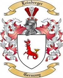 Leinberger family crest